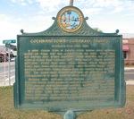 Cochranetown Marker (Reverse), Blountstown, FL