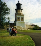Split Rock Lighthouse, Beaver Bay, MN by George Lansing Taylor Jr.