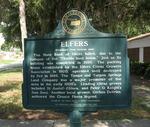 Elfers Marker (Reverse), Elfers, FL