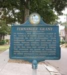 Fernandez Grant Marker, Fernandina Beach, FL