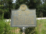 First Court in Clinch County Marker, Clinch, GA by George Lansing Taylor Jr.