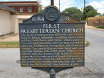 First Presbyterian Church, Bainbridge, GA
