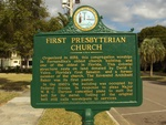 First Presbyterian Church, Fernandina Beach, FL