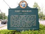 Fort Heilman Marker, Middleburg, FL