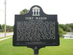 Fort Mason Marker, Umatilla, FL