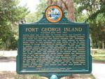 Fort George Island Marker (Reverse), Jacksonville, FL