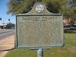 Gadsden County Marker, Quincy, FL