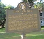 Glynn County Marker, Brunswick, GA