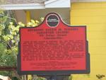 Goldie M. Eubanks Marker, St. Augustine, FL