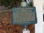 Gonzalez-Alvarez House Sign, St. Augustine, FL
