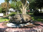 Gopher Tortoise Statue, Ridgeland, SC