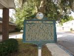 Hawthorne Marker (Obverse), FL