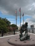 Jacksonville Naval Memorial Statue 1, Jacksonville, FL