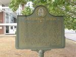 Jefferson Davis Marker 2, Abbeville, GA