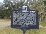 Jesse Johnson Finley Marker, Gainesville, FL by George Lansing Taylor Jr.