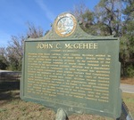 John C. McGehee Marker, Madison County, FL by George Lansing Taylor Jr.
