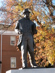 John Forsyth Statue, Cumming, GA