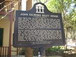 John Gilmore Riley House Marker, Tallahassee, FL