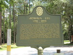 Joshua Lee Marker, Lakeland, GA by George Lansing Taylor Jr.
