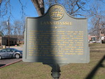 Lannahassee Marker, Preston, GA