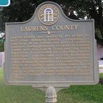 Laurens County Marker, Dublin, GA