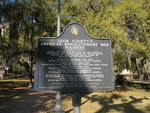 Leon County's American Revolutionary War Marker, Tallahassee, FL