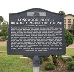Longwood Hotel / Bradlee-McIntyre House Marker (Obverse), Longwood, FL