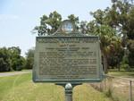 Madison Starke Perry Marker (Obverse), Rochelle, FL