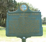 Madison Starke Perry Marker (Reverse), Rochelle, FL by George Lansing Taylor Jr.
