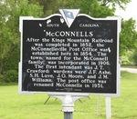 McConnells Marker, SC by George Lansing Taylor Jr.