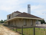 Atlantic Coastline Railroad Passenger Depot 3, Dothan, AL by George Lansing Taylor Jr.