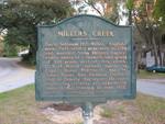 Millers Creek Marker, Jacksonville, FL