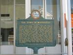 The Town Of Monticello Marker, Monticello, FL