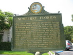 Newberry Marker (Obverse), FL by George Lansing Taylor Jr.