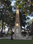 Confederate Memorial Obelisk, St. Augustine, FL