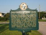 Oglethorpe Battery Park Marker, St. Augustine, FL