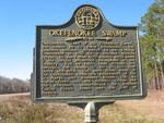 Okefenokee Swamp Marker, Folkston, GA