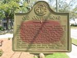 Old Coffee Road Marker, Thomasville, GA