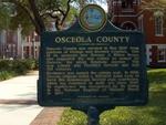 Osceola County Marker 1 (Obverse), Kissimmee, FL