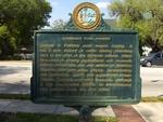 Osceola County Marker 2 (Reverse), Kissimmee, FL