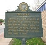 Palatka Marker, FL