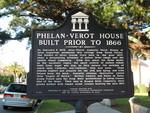 Phelan-Verot House Marker, Fernandina Beach, FL