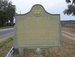Point Peter Marker, St. Marys, GA by George Lansing Taylor Jr.