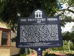 Pritchard House Marker, Titusville, FL