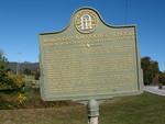 Rabun Gap-Nacoochee School Marker, GA