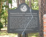 Raymond-Richardson Aviation School Marker, Douglas GA by George Lansing Taylor Jr.