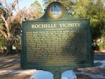 Rochelle Vicinity Marker (Obverse), Rochelle, FL