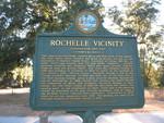 Rochelle Vicinity Marker (Reverse), Rochelle, FL