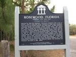 Rosewood Marker (Reverse), FL