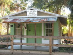 Former Post Office Inglis, FL
